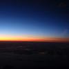 Deeper sunset over Providence, RI.
