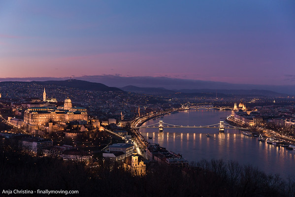 Budapest winter 2015