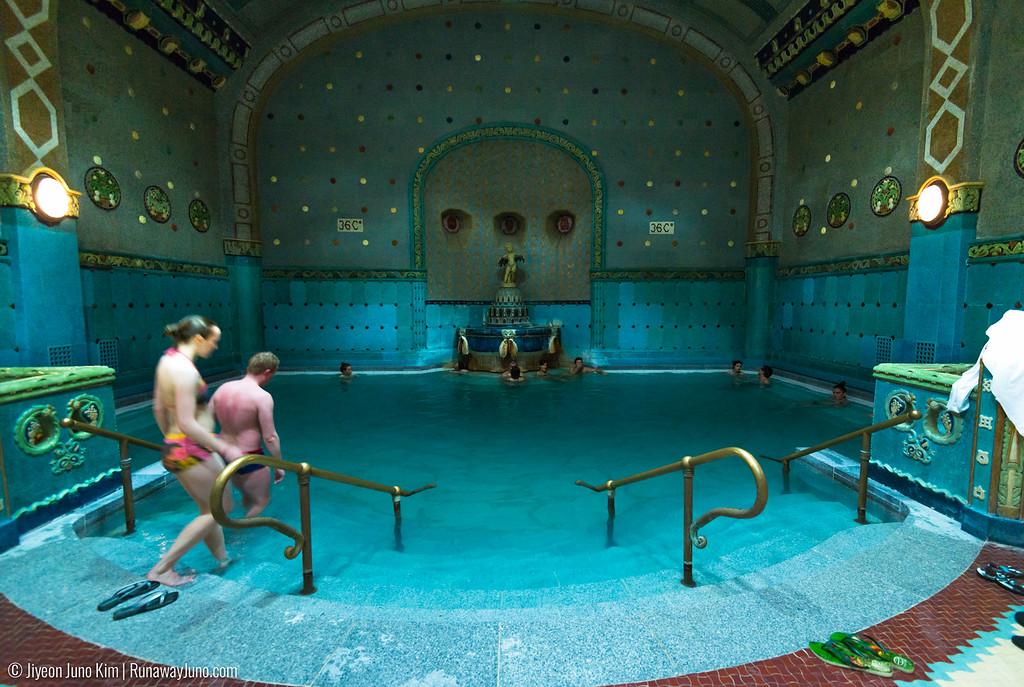 Gellért Bath