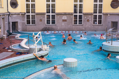 St. Lukács Thermal Bath