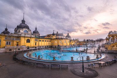 St. Gellért Thermal Baths