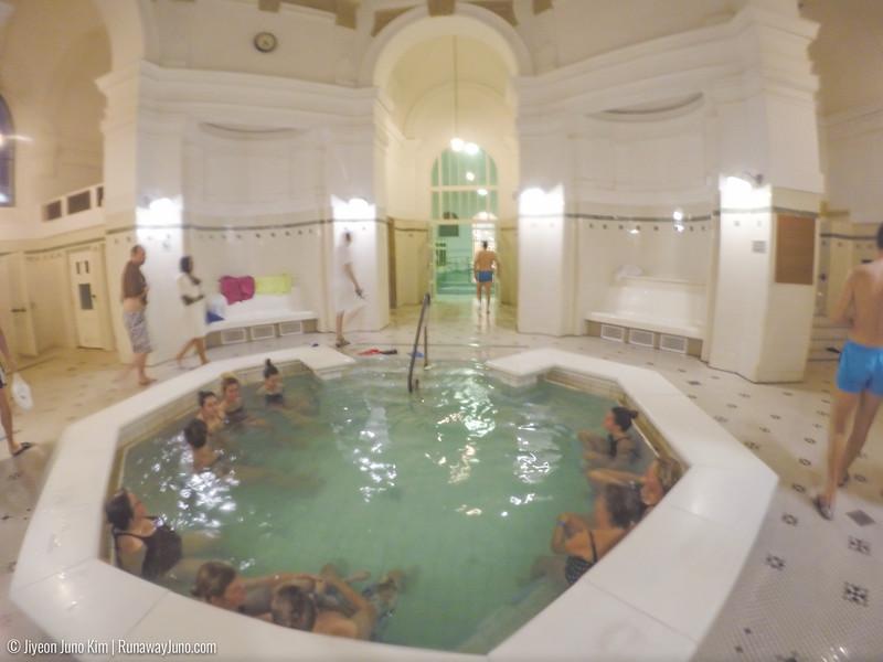 St. Gellért Thermal Baths and Swimming Pool