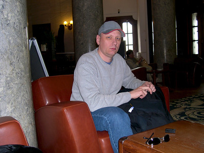 Budapest - maj 2003 Frank Stjerne
