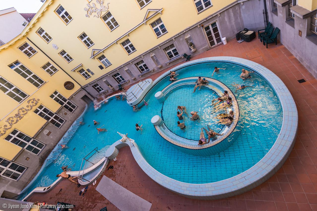 St. Lukács Thermal Bath