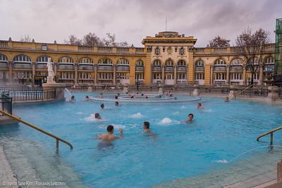 St. Gellért Thermal Baths
