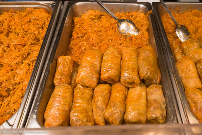 Romanian cabbage rolls