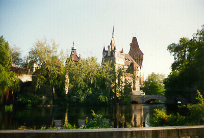 Vidam Park -- Budapest, Hungary