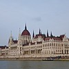 Hungarian Parliament from Danube River