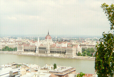 Parliament -- Budapest, Hungary