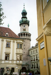 Fire Tower -- Sopron, Hungary