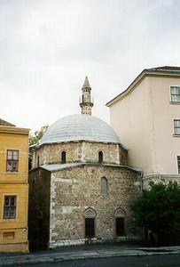 Hassan Jakovali Mosque -- Pecs, Hungary