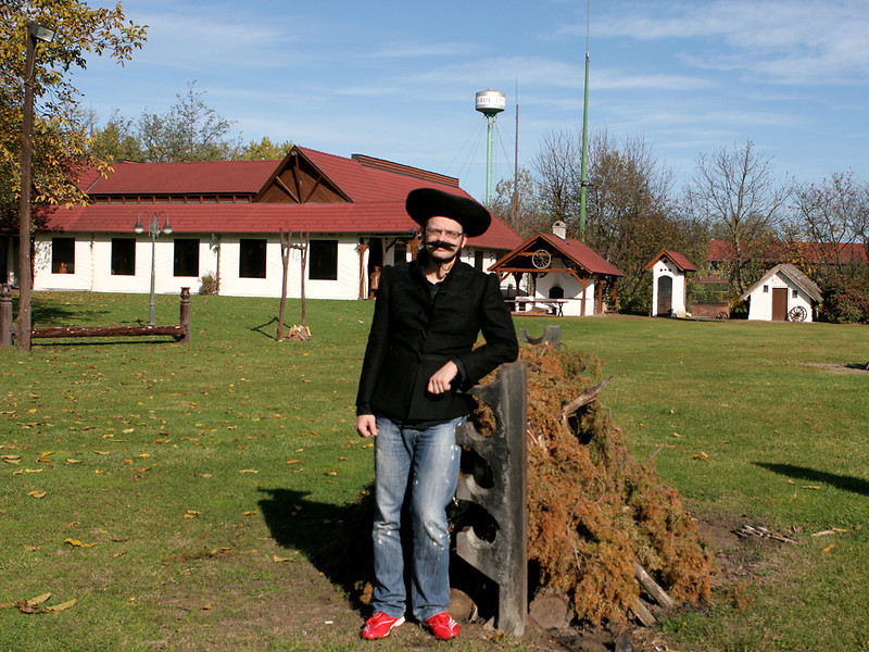 In the Hungarian puszta