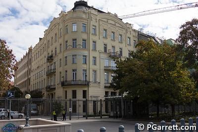 US Embassy Budapest