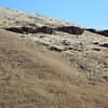 Closer view of outcrop - farthest left...