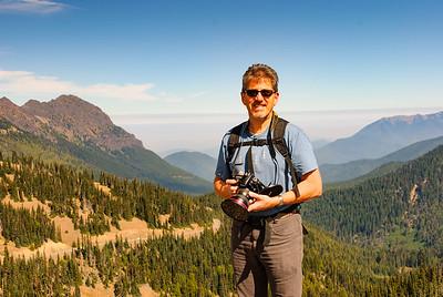 An intrepid photographer