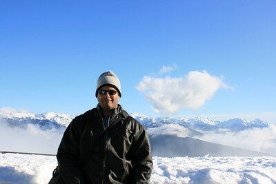 Me at Hurricane Ridge