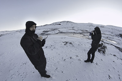 Hvalfjörður 11. jan 2014