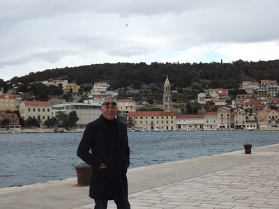 Hvar, Croatia - January, 2014