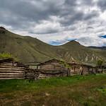 Log Barns
