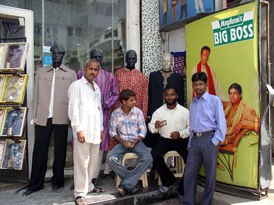 Hyderabad March 2006