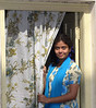 Beauty in small side street, near Charminar, Hyderabad