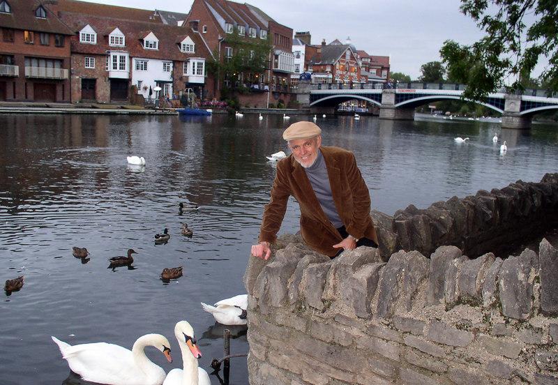 Pat in Eton