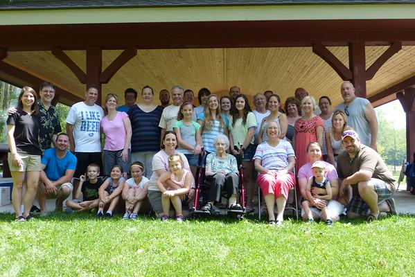 Hynes Family Reunion 07-2015