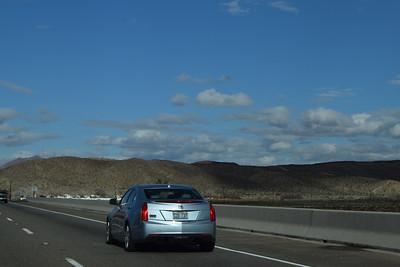 I-15, Barstow, Afton, Baker, California