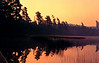 New York  Adirondacks, Sand Lake, Five Ponds Wilderness, July, 1988sm