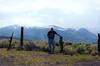 near Mono Lake, CA, 8 15 98
