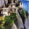 Taktsang Goemba Monastery (The Tiger's Nest)
