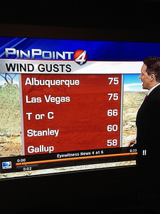 New Mexico Wind