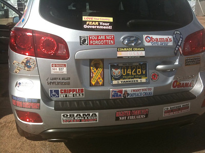 Bumper Stickers New Mexico