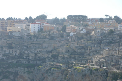 A brief but very fascinating visit to the Sassi of Matera.