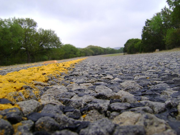 Texan Roads by dez
