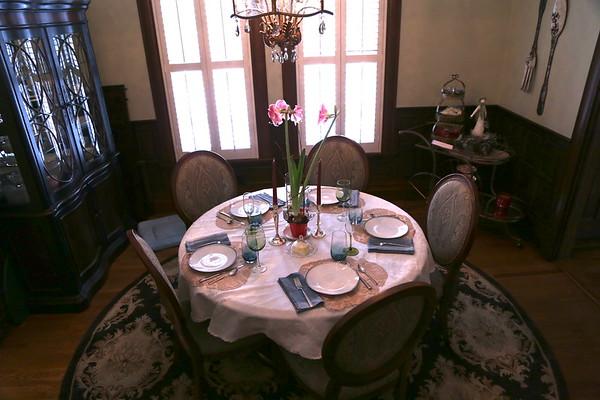 IDAHO  Christmas Dinning