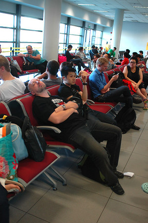 IEN Trip 2011 Boracay - The People (Day 1 & 2)