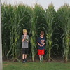 Dyersville IA<br /> <br /> Coming out of the corn.  Spooky.