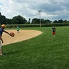 """Dyersville IA<br /> <br /> On the set of """"Field of Dreams."""""""