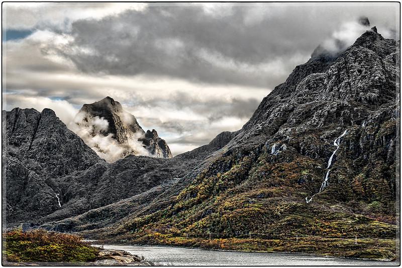 Peaks and Waterfalls