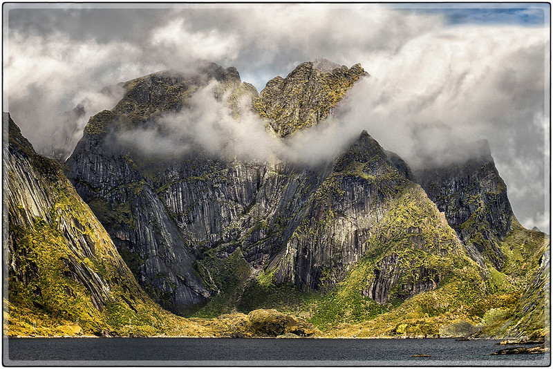 Fjords in the Clouds