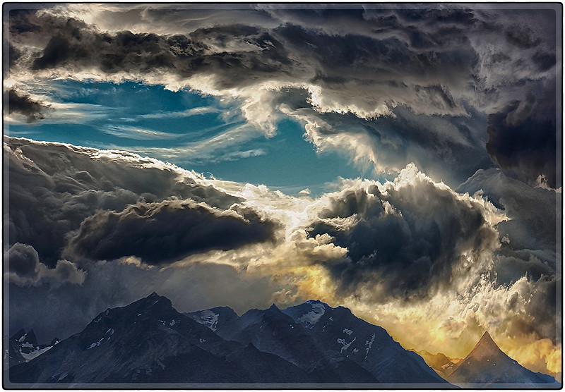 Opened Sky, Puerto Natales