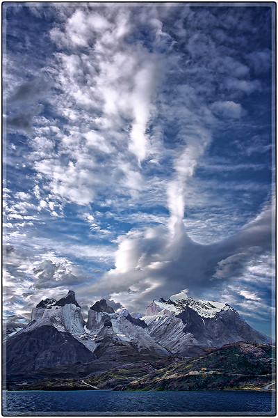 Dispersed Clouds