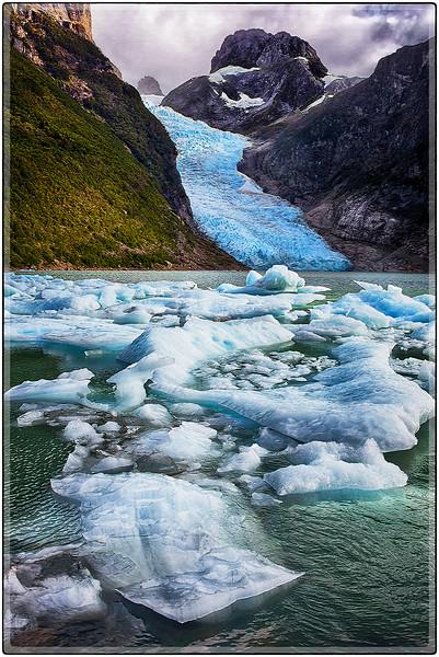 Glaciar Serrano