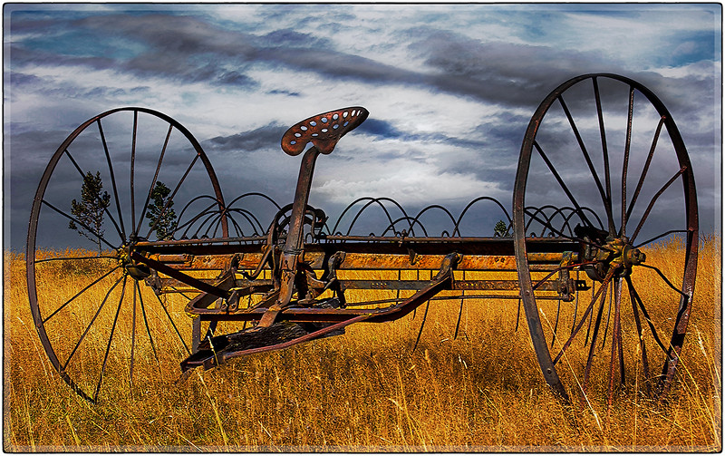 Wheels Of Harvest