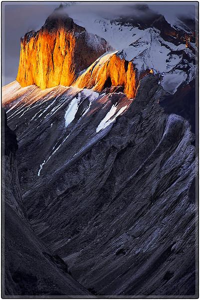 Peak Light, Cerro Almirante