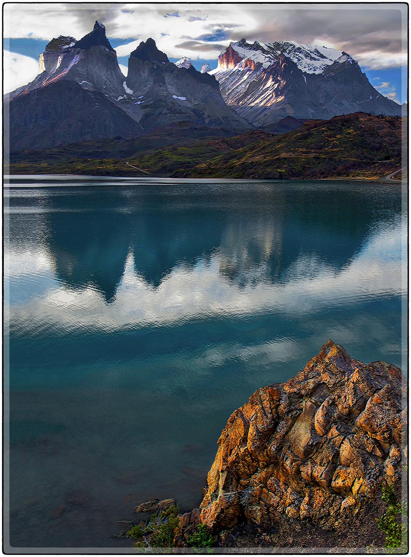 Lago Pehoe II