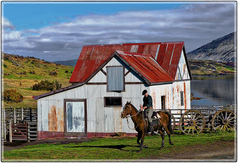 Gaucho Rider