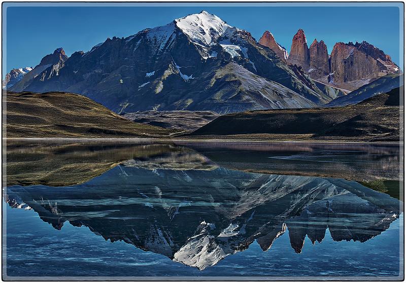 Snow Peak Reflection