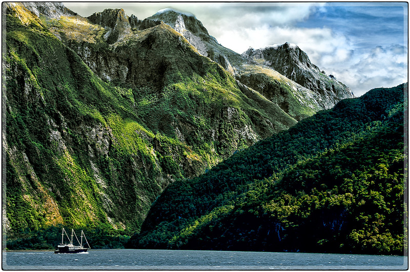 Fiords of Light, South Island